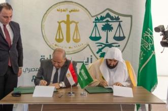 مذكرة تفاهم بين المملكة ومصر في مجال القضاء الإداري - المواطن