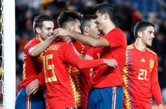 إسبانيا ضد البوسنة والهرسك