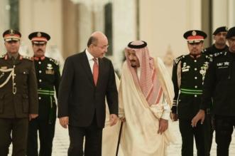 برهم صالح بعد زيارة المملكة: سنتابع مشاريع مجدية للشعبين - المواطن