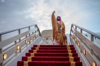 بتوجيه الملك.. ولي العهد يغادر لزيارة عددٍ من الدول العربية الشقيقة - المواطن