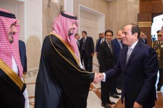 السعودية ومصر تجددان الوقوف بوجه التدخلات الإيرانية ولا تغيير تجاه قطر - المواطن