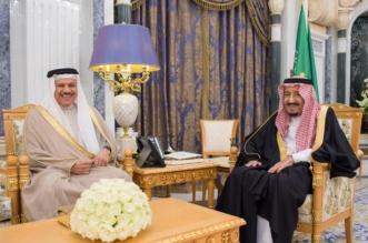 الملك يبحث مع الزياني مسيرة العمل الخليجي المشترك - المواطن