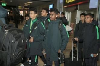 صور .. أخضر 16 عامًا يصل إلى إسبانيا - المواطن