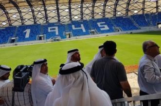 ملعب آل مكتوم يحتضن ودية النصر وبرشلونة قبل الآسيوية - المواطن