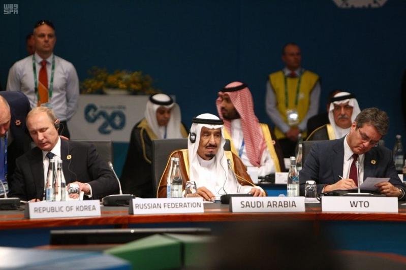 جهود الملك وولي العهد في مجموعة العشرين تعكس مكانة المملكة الدولية