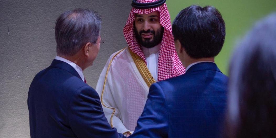 لقاءات ولي العهد على هامش قمة العشرين تبرز الدور السعودي لاستقرار الاقتصاد العالمي