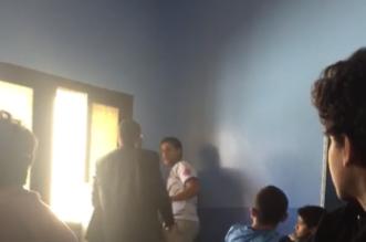 أمير عسير يعتمد الإجراءات المُتخذة من التعليم بحق المعلم المُعتدي على الطالب - المواطن