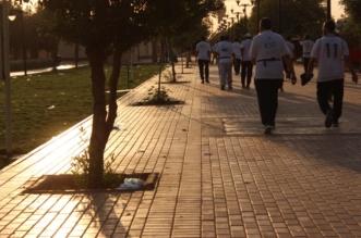 صور.. انطلاق مبادرة أحياؤنا تمشي في بدر والشفا بمشاركة 110 من المشاة - المواطن