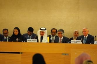العيبان: حقوق الإنسان مكفولة في المملكة.. والعمليات في اليمن توافق القانون الدولي - المواطن