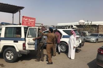 صور.. عمل الرياض يُحرر 111 مخالفة وينذر 191 منشأة ويضبط 12 مخالفاً - المواطن