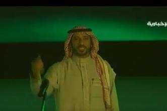 فيديو.. قصيدة الشاعر نجم الأسلمي أمام الملك بحفل استقبال أهالي حائل - المواطن