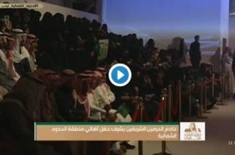 فيديو.. هكذا رحب أبناء الحدود الشمالية بزيارة الملك سلمان - المواطن