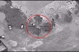 فيديو.. لحظة تدمير منصة صواريخ في صعدة قبل إطلاق باليستي باتجاه المملكة - المواطن