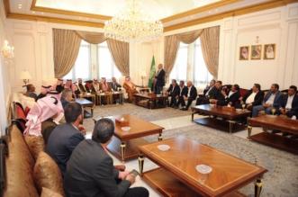 وفد من العشائر العربية يزور السفارة لدى لبنان تضامناً مع المملكة - المواطن
