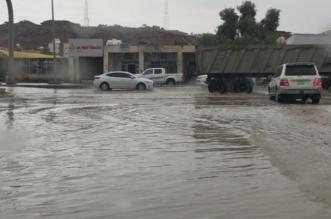صور.. أمطار غزيرة على الجوف وفرع الجامعة للبنات يخلي المبنى ج - المواطن