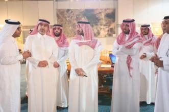 بمساحة 3 آلاف كم2 .. عبدالله بن بندر يتفقد مقر مراس جدة - المواطن