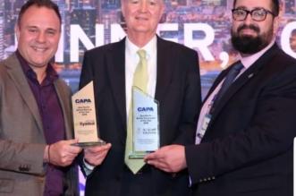 طيران أديل يفوز بجائزة أفضل شركة طيران ناشئة 2018 - المواطن