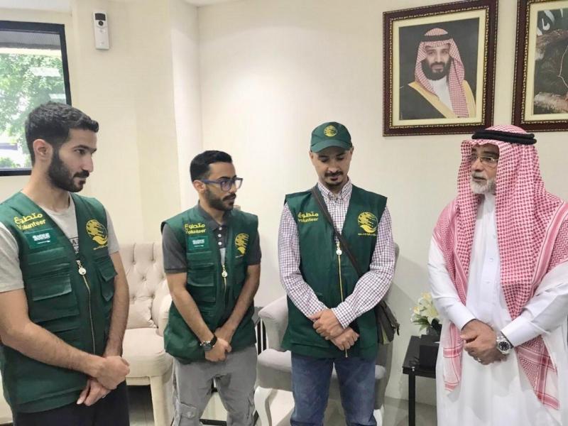 الشعيبي: المملكة سباقة دوماً لدعم الأعمال الإنسانية والخيرية في كافة دول العالم - المواطن
