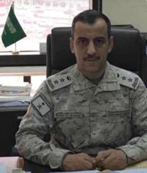 العتيبي إلى رتبة عقيد في القوات المسلحة