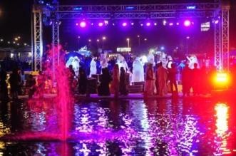 ترقب افتتاح مهرجان القرية السعودية سامريات بالأجواء الشتوية - المواطن