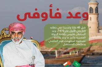 السلطان وعد فأوفى .. 48 عامًا من الإنجاز المتواصل في عهد قابوس - المواطن