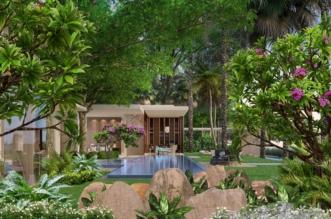 صور.. مشروع أمالا يضم 700 فيلا وشقة فاخرة و200 متجر راق و2500 غرفة وجناح - المواطن