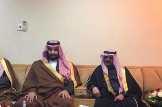 صور وفيديو.. محمد بن سلمان يزور الأهالي وأسر الشهداء بالجوف - المواطن
