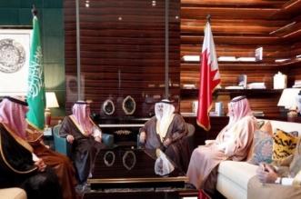 الجبير يبحث مع نظيره البحريني العلاقات الثنائية والمستجدات في المنطقة - المواطن