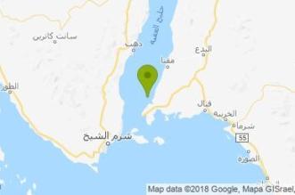 هزة أرضية بقوة 3.31 ريختر شمال رأس الشيخ حميد - المواطن