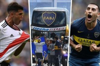 الكونميبول يكشف الموعد الجديد لكلاسيكو البوكا وريفر بليت خارج الأرجنتين - المواطن