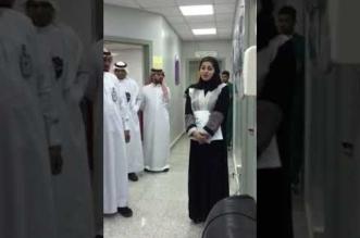 فيديو .. هذا ما حملته سلوى العمران لموظفي صحة جازان: رسالة وهدايا - المواطن