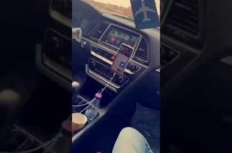 فيديو.. المرور يطيح بمفحط أبها - المواطن
