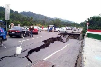 زلزال بقوة 5,6 درجة قبالة تايوان - المواطن
