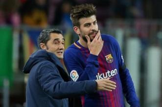 بيكيه تسبب في خسارة برشلونة من بيتيس .. كيف؟ - المواطن