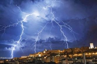 طقس السبت.. أمطار رعدية وغبار على 5 مناطق - المواطن