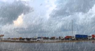 أربعاء ممطر مع ضباب وغبار على هذه المناطق