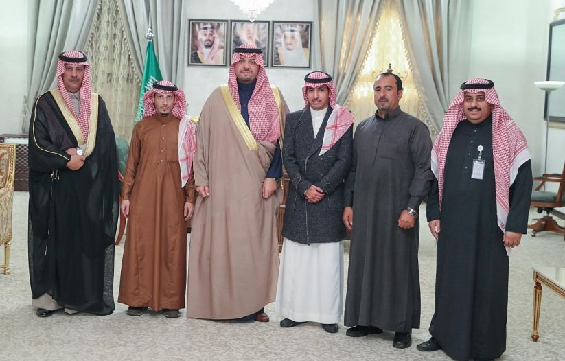 صور.. أمير الشمالية يكرم المواطنين المتبرعين بالأعضاء في المنطقة
