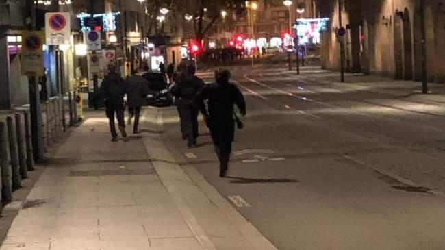 قتلى في إطلاق نار بمدينة ستراسبورغ الفرنسية