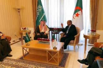 الجبير يبحث التعاون الثنائي مع نظيره الجزائري - المواطن