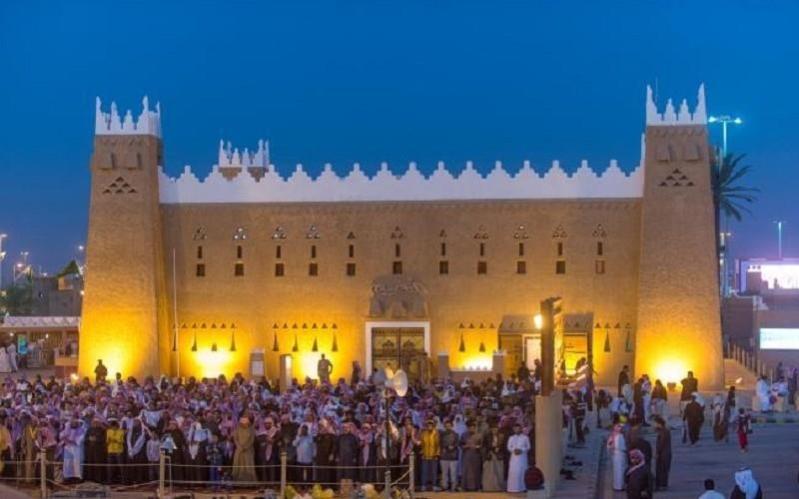 إلغاء حفل العرضة السعودية بمهرجان الجنادرية