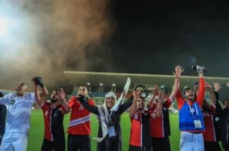 احتفال المطوع بفوز الرائد يُكلفه 20 ألف ريال - المواطن