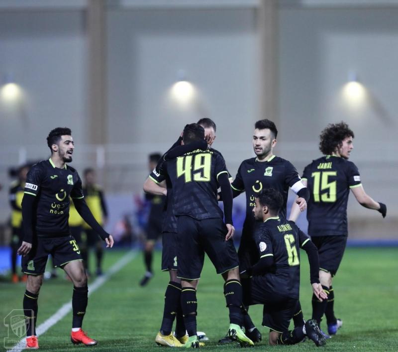 العميد قبل مباراة الاتحاد والنصر
