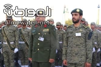 شاهد تخريج طلبة الجوازات برعاية اللواء اليحيى.. توجيهات وعرض عسكري وقسم - المواطن
