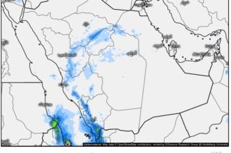 مركز ضغط جوي مرتفع يتربع فوق أجواء المملكة - المواطن