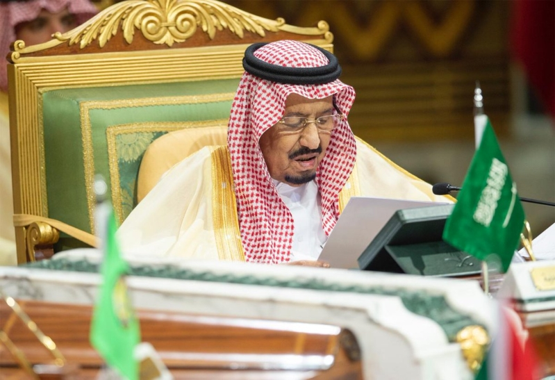 8 كلمات أكدها الملك سلمان أمام قادة #التعاون_الخليجي