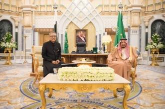 الملك سلمان يستعرض العلاقات الثنائية مع رئيس باكستان - المواطن