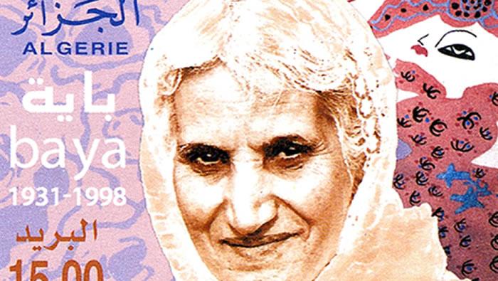 باية محيى الدين .. معلومات عن الجزائرية التي أبهرت #فرنسا بفنها التشكيلي