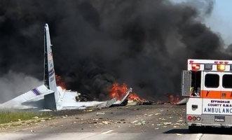 تحطم طائرة خاصة بمدينة أتلانتا ومقتل جميع ركابها - المواطن