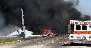 تحطم طائرة خاصة بمدينة أتلانتا ومقتل جميع ركابها