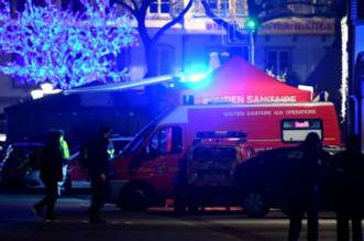 حادثة ستراسبورغ في فرنسا